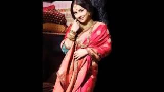 Vidya Balan Saree Images
