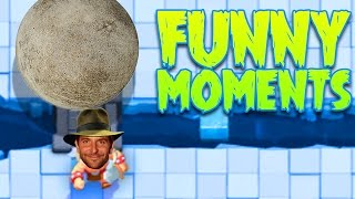 Funny Moments & Glitches & Fails | Clash Royale Montage #4
