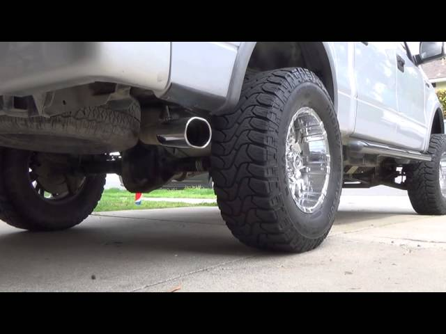 BANKS MONSTER EXHAUST 2007 Ford F-150 FX4