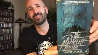 The Breeze Horror (1988, Onyx) by Candace Caponegro | Vintage Horror Book Review