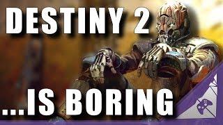 The Destiny 2 Beta is Boring