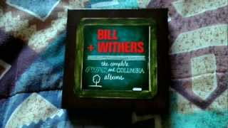 Bill Withers The Complete Sussex And Columbia Albums Box