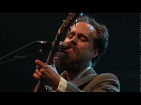 Iron & Wine - Lovesong Of The Buzzard Live