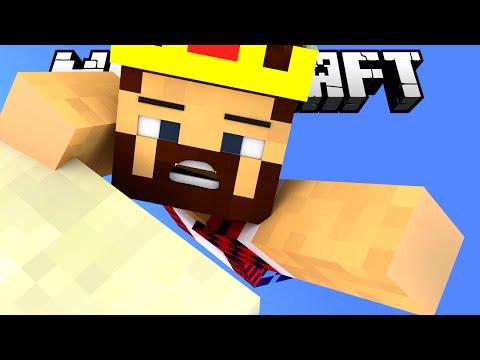 ЗАЦЕПИЛСЯ ЗА ЖИЗНЬ - Minecraft Bed Wars (Mini-Game)