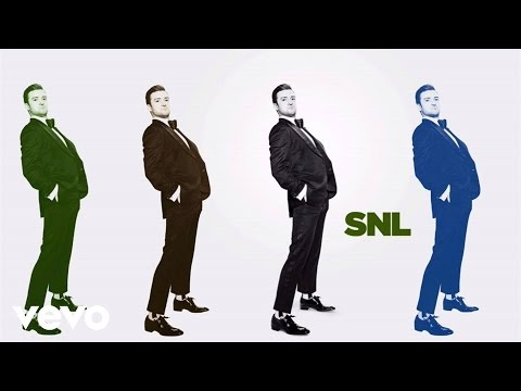 Justin Timberlake - Suit &amp; Tie (Live on SNL) ft. JAY Z