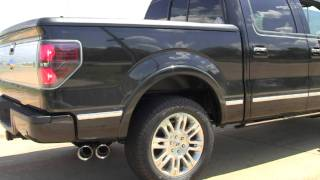 CORSA Performance Exhaust 2011 Ford F150 6.2L PN 14394