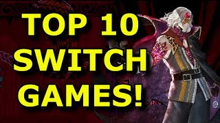 TOP 10 BEST Nintendo Switch Hidden Gem Games!