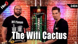 The WiFi Cactus - Hacking Wireless With Zero Channel Hopping! - Hak5 2404
