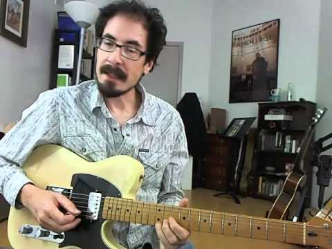 50 Jazz Blues Licks - #25 Grant Green II - Guitar Lesson - David Hamburger