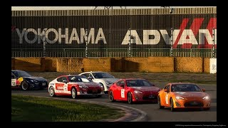 Gran Turismo™SPORT Daily Race 511 Tsukuba Toyota 86 GT Broadcast