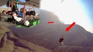 World's Largest ZipLine!