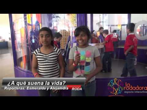 Rodanoticias A qué suena la vida Esmeralda y Alejandra