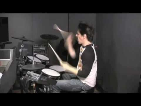 Glen Sobel - Lars Ulrich Metallica sound on Vdrums