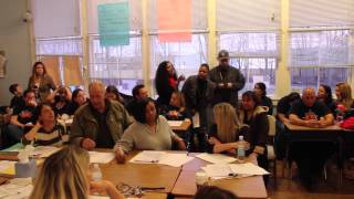 Pandemonium erupts at Riverhead Charter School board meeting