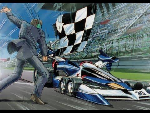 帶各位複習26年前的賽車動畫霸主-閃電霹靂車TV篇