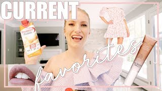 CURRENT FAVORITES   BEAUTY, FASHION, LIFESTYLE