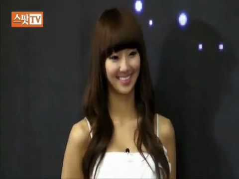 PRESS Hyorin - Immortal Song 2 Press conference 16052011