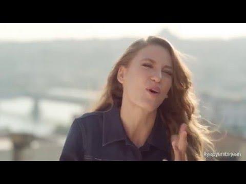 Mavi & Serenay Sarıkaya - #yepyenibirjean -