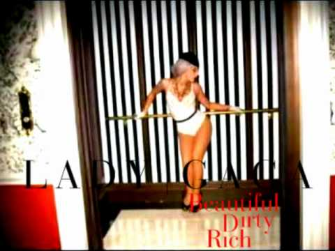 Lady GaGa - Beautiful, Dirty, Rich (Official Instrumental)