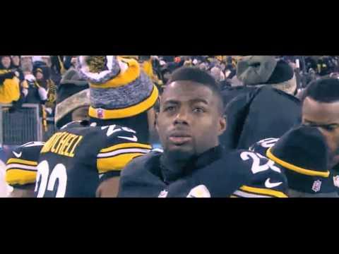 Pittsburgh Steelers   inception 2015 Playoffs Movie Trailer video