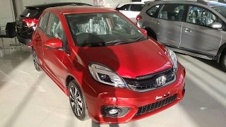 In Depth Tour Honda Brio RS M/T - Tetap Ada ABS!
