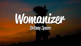 Download lagu Britney Spears - Womanizer (Lyrics)
