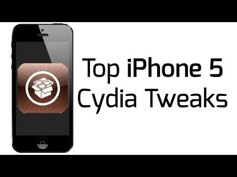 Best iPhone 5 Cydia Apps/Tweaks (iOS 6)