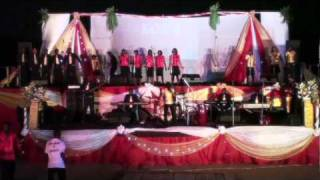 Intellecto 2010 - Ghanaian Universities Mass Choirs - Trinity Digital Production