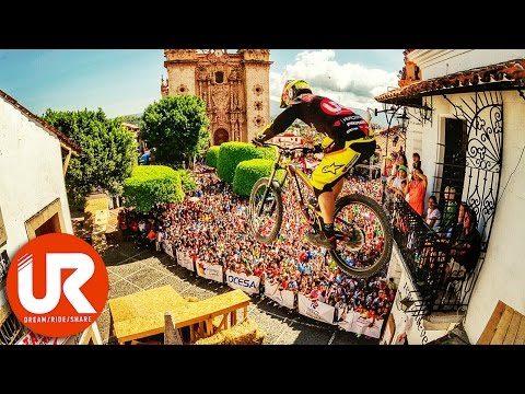 MTB Hutchinson UR Team | Mick Hannah race run | Urban Downhill Taxco 2014