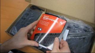 Microsoft Sidewinder X6 Gaming Keyboard Unboxing & First Look Linus Tech Tips
