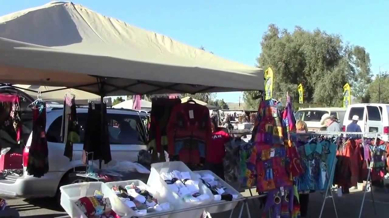 Paz County la Paz County Flea Market