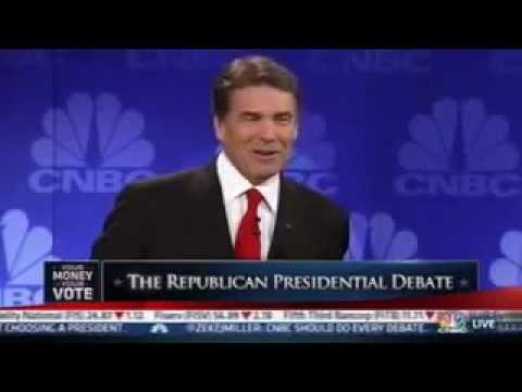 Rick Perry 'Oops'