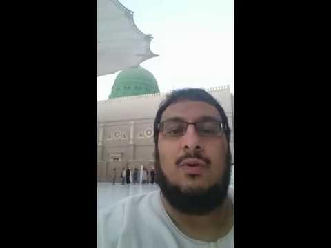 [Raw footage] Sh Yahya Ibrahim from Madinah