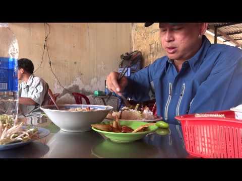 ข้าวราดแกงเมืองเบียนฮัว Bien Hoa street food