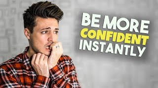 How To Become More Confident Instantly | 7 Confidence Tips To Win | BluMaan 2018