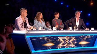 The X Factor UK 2018 The Results Live Semi-Finals Night 2 Winner of the Sing-Off Full Clip S15E26