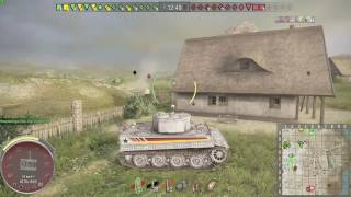 World of Tanks Xbox One, Tiger 1 Hammer ?scout play?