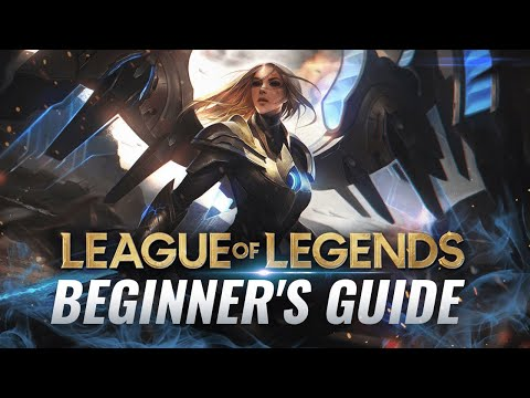 A Complete Beginner's Guide To League of Legends