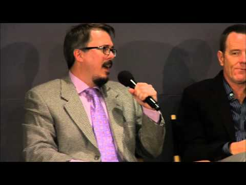 Breaking Bad Q&A w/ Bryan Cranston, Aaron Paul, and Vince Gilligan