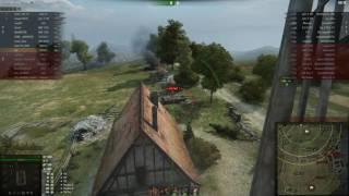 лбз сау 15 боги войны на т55а на СУ-14-2
