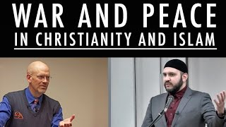 PUBLIC DEBATE: WAR & PEACE in CHRISTIANITY and ISLAM - Dr James White & Abdullah al Andalusi