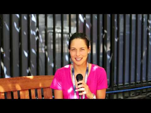 Ana Ivanovic is excited to play the ASB Classic in 2014!