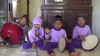 Download Lagu wow... anak TK pinter rebana 21-1-2017 Gratis STAFABAND