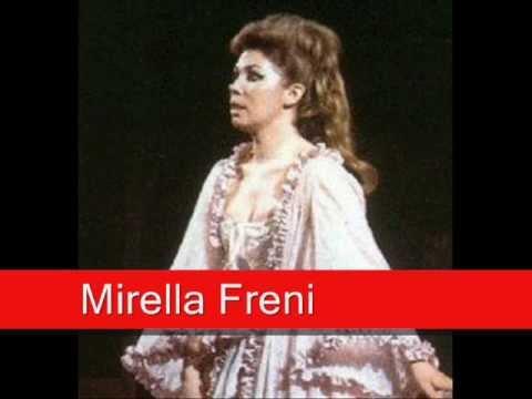 Mirella freni gounod faust 39 ah je ris de ma voir si for Si belle en ce miroir