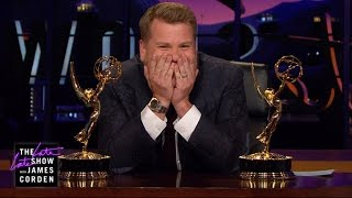 The Late Late Show Wins Two Emmy Awards