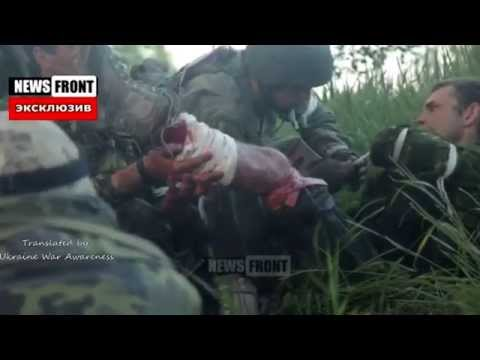 Ukraine War: 6/3 RAW Pro-Russian Separatists Intense Battle of Marinka Eng- Бой за Марьинку