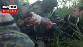 Ukraine War: 6/3 RAW Pro-Russian Separatists Intense Battle of Marinka Eng- Бой за Марьинку