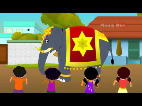 Ding Dong   Children Tamil Nursery Rhymes Chellame Chellam Volume...