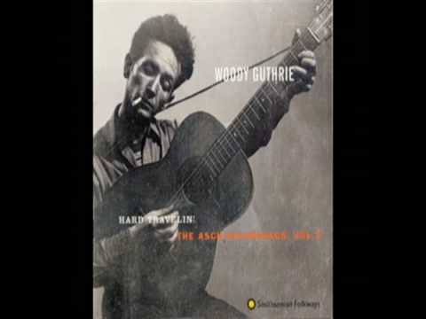 Woody Guthrie The Asch Recordings Vols. 1-4