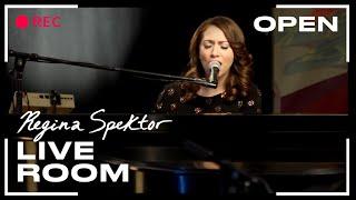 Watch Regina Spektor Open video